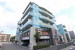 コモン山田EAST[5階]の外観