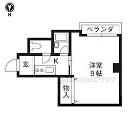 阪急京都本線 烏丸駅 徒歩6分
