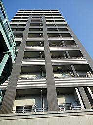 東京都荒川区南千住7丁目の賃貸マンションの外観