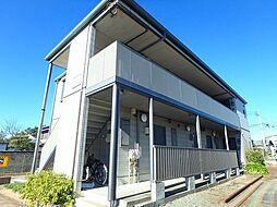 第1山田ハイツ105[105号室]の外観