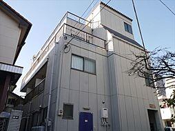 田所マンション[203号室]の外観