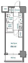 新築 N−stage武蔵浦和[205号室号室]の間取り