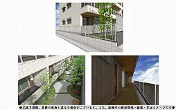 (仮)平塚市万田シャ−メゾン[2階]の外観