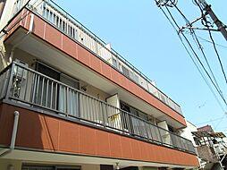 東京都墨田区東向島1丁目の賃貸マンションの外観