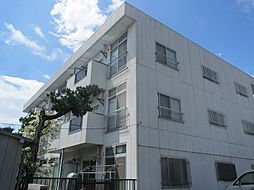 東京都府中市片町2丁目の賃貸マンションの外観