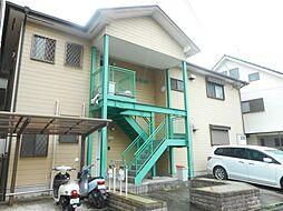 大阪府高石市西取石1丁目の賃貸アパートの外観