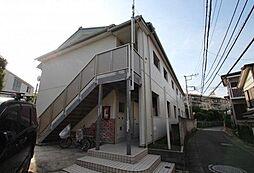 神奈川県川崎市高津区二子4丁目の賃貸アパートの外観