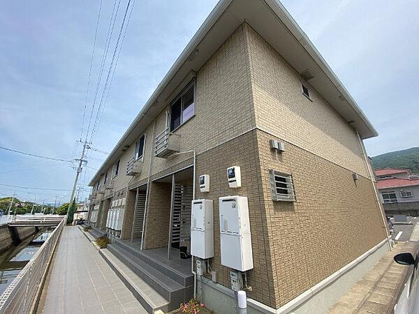クレイン深堀 〜D-room〜[2階]の外観