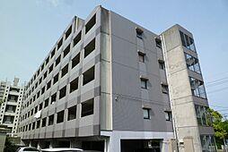 バニーメドー弐番館[2階]の外観