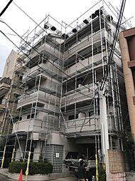 大阪府高槻市大畑町の賃貸マンションの外観