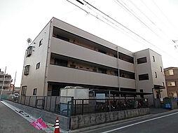 喜沢パールハイツ[201号室]の外観