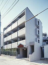 神奈川県川崎市麻生区百合丘1丁目の賃貸マンションの外観