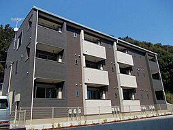 エ−デルワイスII[2階]の外観