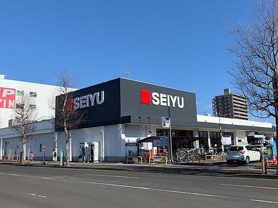 西友大和町店へ...