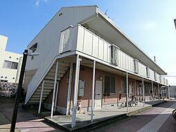 トモバヤシハイタウンD棟[2階]の外観