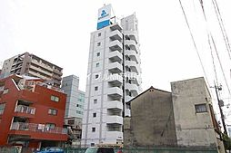 アルファ清心町II[1階]の外観