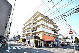 徳島県徳島市佐古三番町の賃貸マンションの外観
