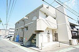 福岡県福岡市南区横手1丁目の賃貸アパートの外観