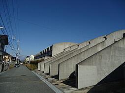 [テラスハウス] 兵庫県神戸市北区鹿の子台北町4丁目 の賃貸【/】の外観