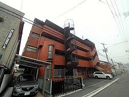 広島県広島市中区江波栄町の賃貸マンションの外観