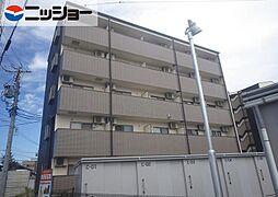 ロイヤルハートピア郷津 B棟[1階]の外観