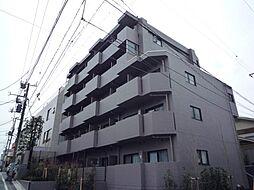 ルーブル中野新橋参番館[4階]の外観