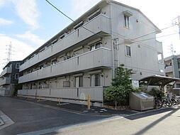 千葉県習志野市藤崎2丁目の賃貸アパートの外観