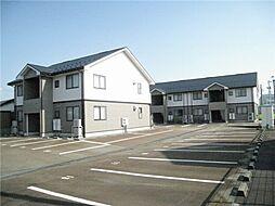 コーポ願海寺B棟[102号室号室]の外観