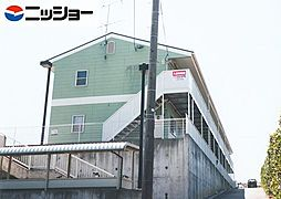 ホープヒルズ[1階]の外観