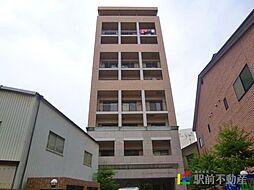 ラフィネス博多リバーステージ[8階]の外観