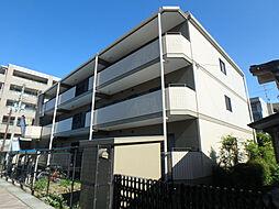 兵庫県西宮市寿町の賃貸マンションの外観