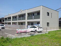 鹿児島県霧島市国分清水2丁目の賃貸マンションの外観