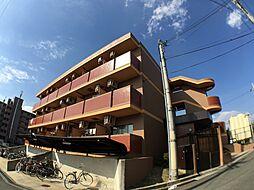 パティオ千里山III[3階]の外観