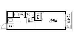 ハイツマス井2[105号室]の間取り