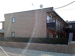 埼玉県草加市吉町5丁目の賃貸アパートの外観