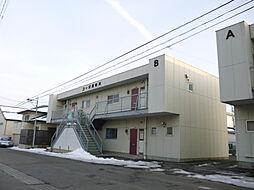 福島県福島市鎌田字橋本の賃貸アパートの外観