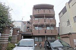 北海道札幌市東区北十八条東3丁目の賃貸マンションの外観