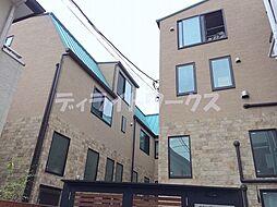 [テラスハウス] 東京都豊島区西池袋2丁目 の賃貸【/】の外観