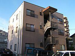 京都府宇治市木幡北山畑の賃貸マンションの外観