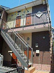 ユナイト 東門前バルザック[2階]の外観