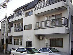 兵庫県西宮市市庭町の賃貸マンションの外観