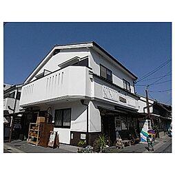 奈良県奈良市井上町の賃貸アパートの外観