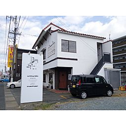 静岡県浜松市中区幸1丁目の賃貸アパートの外観