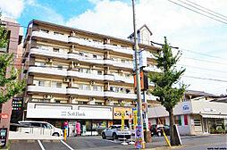 福岡県北九州市小倉北区中井5丁目の賃貸マンションの外観
