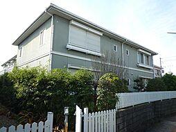大阪府大阪狭山市東野中2丁目の賃貸アパートの外観