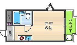 メゾン・ド・セレーネ[3階]の間取り