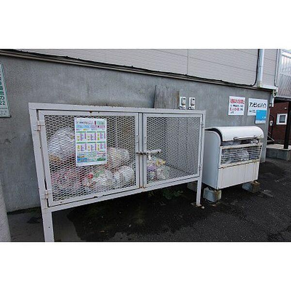アンビションハイツ 2階の賃貸【北海道 / 江別市】