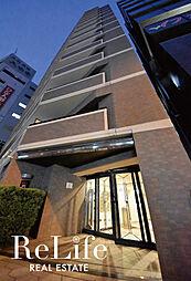 ユニ末吉橋[402号室]の外観