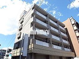 愛知県名古屋市名東区貴船1丁目の賃貸マンションの外観
