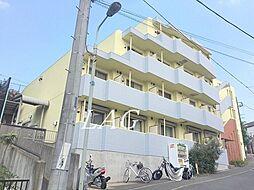 東京都板橋区前野町5丁目の賃貸マンションの外観